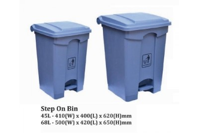 Step On Bin