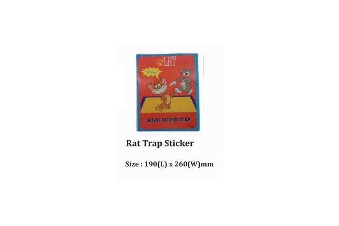 Rat Trap Sticker