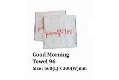 Good Morning Towel 96