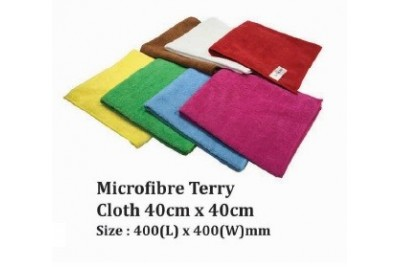 Microfibre Terry Cloth