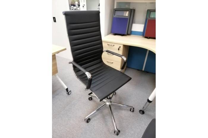 Highback Chair -Chrom Frame