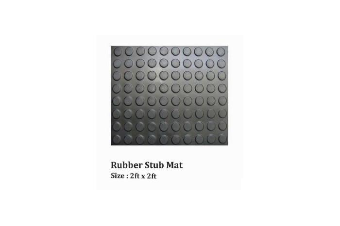 Rubber Stub Mat