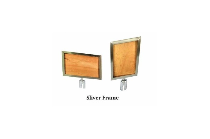 Slip in Frame - A4