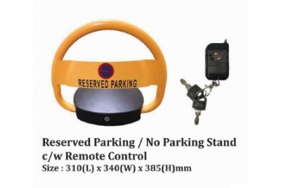 Parking Stand c/w Remote Control