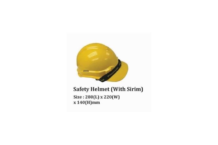 Safety Helmet (With Sirim)