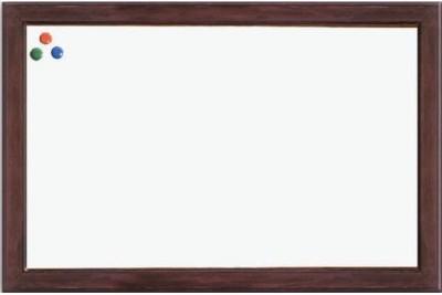 Deluxe Wooden Frame Whiteboard