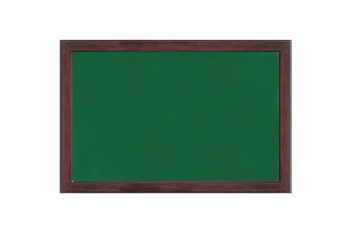 Deluxe Wooden Frame Greenboard