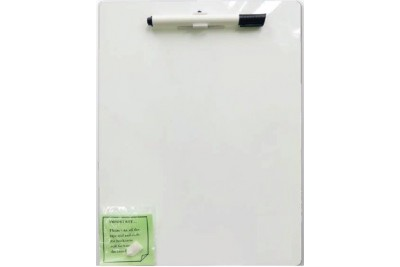 Whiteboard with Hanger