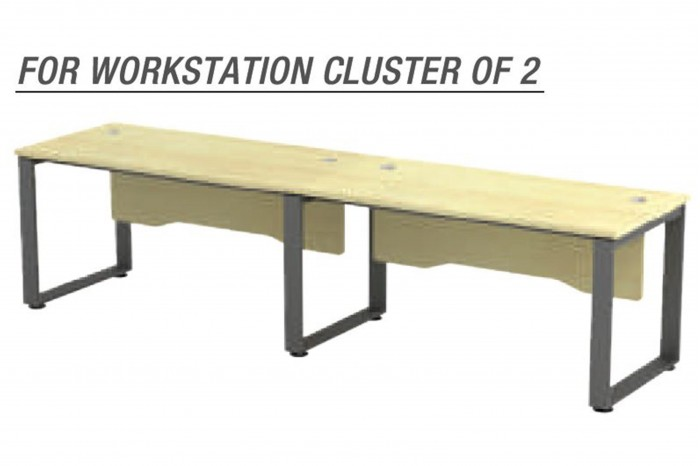 Standard Table Cluster of 2