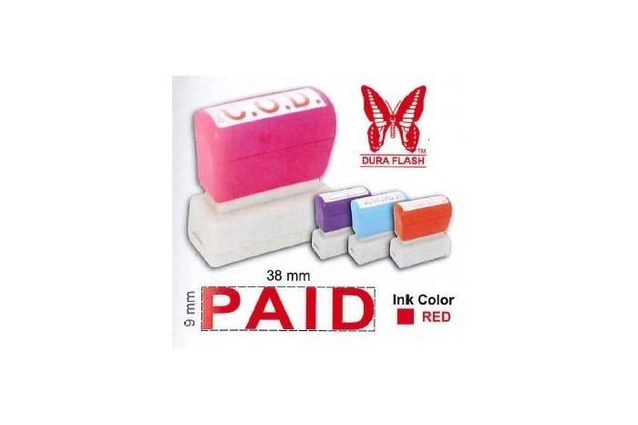 Stock Stamp