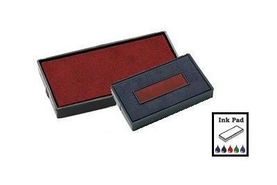 Ink Pad Self-Inking Stamp -Square