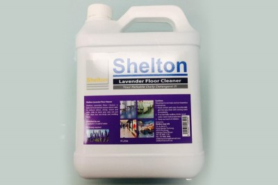 Shelton Floor Cleaner -Lavender