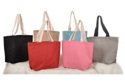 JR282 - Free & Leisure Jute Bag