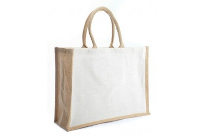 JR237 – White Body / Carrier Jute Bag