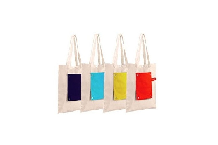 CR311 – Foldable Canvas Bag