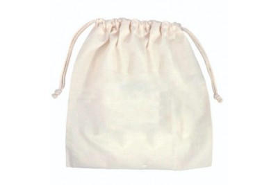 CR317 – Cotton Drawstring Pouch (Large)