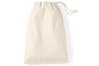 CR317 – Cotton Drawstring Pouch (Small)