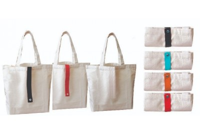 CR322 – Easy to Fold Canvas Bag