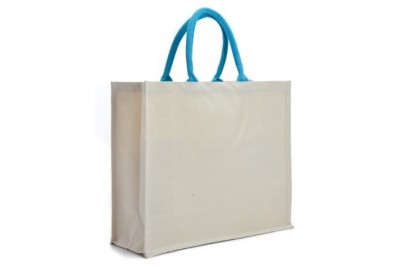 CR326 – Elegant Laminated Canvas Bag