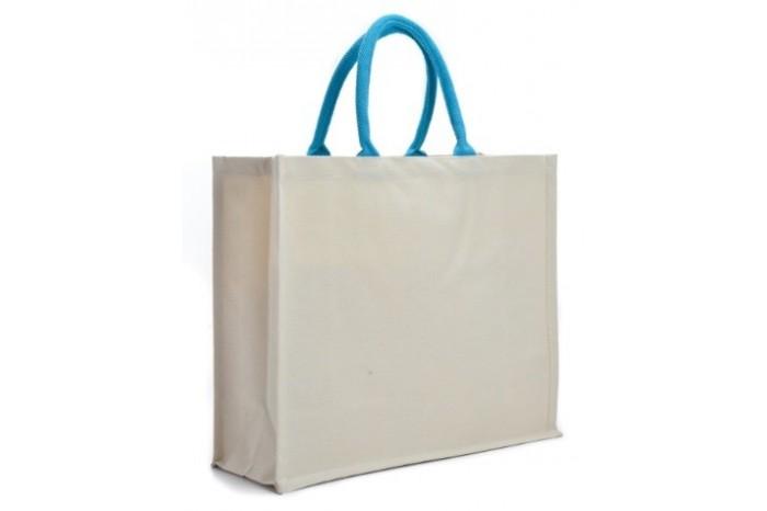 CR326 – Elegant Laminated Canvas Bag
