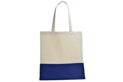 CR383 – 2 Tone Cotton Bag