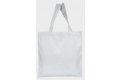 CR397 – White Canvas Bag