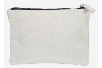 CR405 12oz Canvas Zipper Pouch