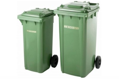 Schaefer Mobile Garbage Bin 2-Wheel (120 / 240 Liters)