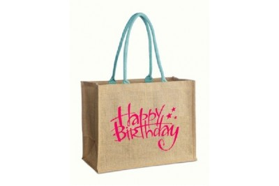 Customized Jute Bag 002