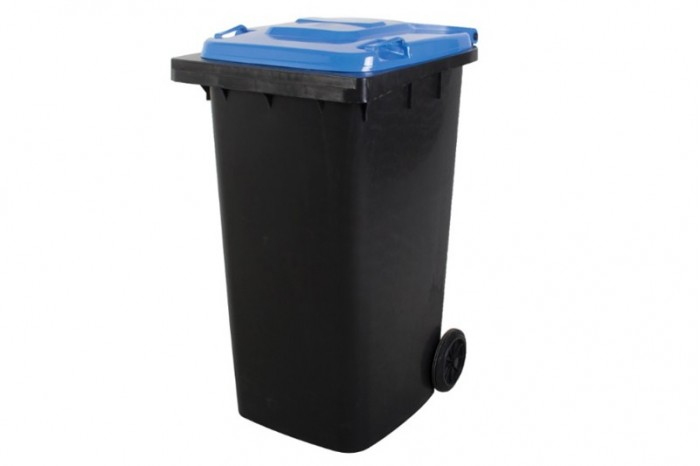 Mobile Waste Bin - 100 Liters