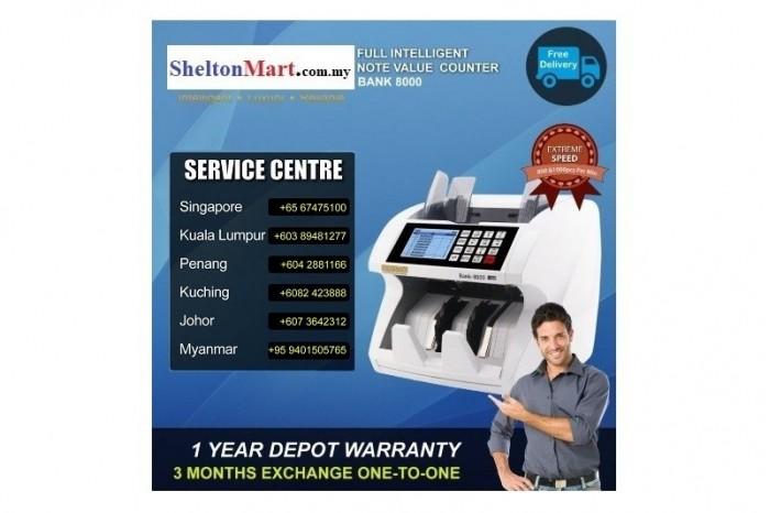 Intelligent Value Counter - Bank 8000