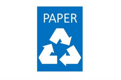 A4 size : Malaysia Standard Recycle Colour-Blue (Paper)