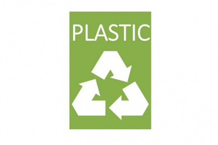 A4 size Plastic Recycle (Green)
