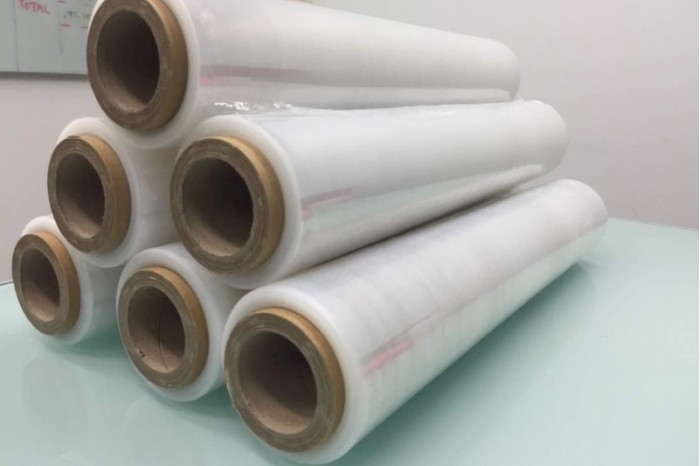 Stretch Film - 2.4Kg Transparent