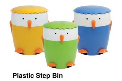 Penguin Step Bin 10 Litre