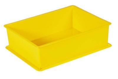 Stackable Food Grade - Yellow