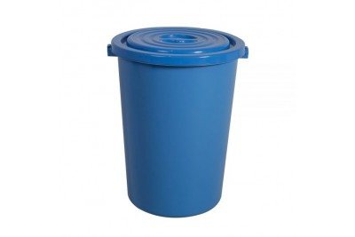 Heavy Duty Pail w/Cover 32Gal