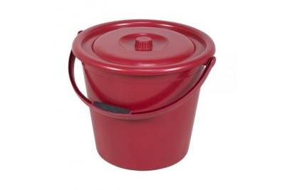 5 Gallon Pail with Cover (SOLID)