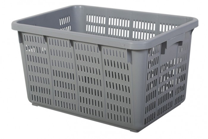 Industrial Basket - Grey