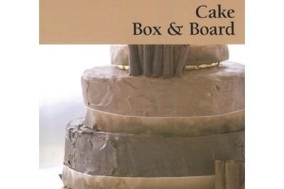 Cake Box & Board