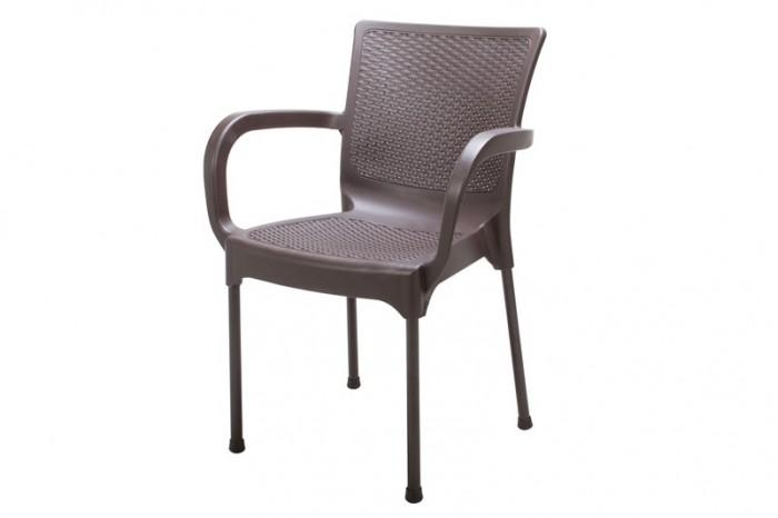 Bamboo Armrest Chair