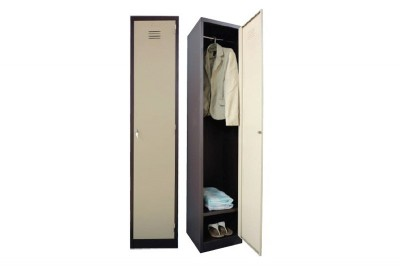 1 Compartment Steel Locker