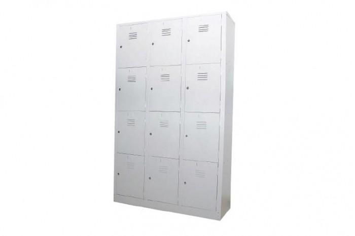 12 Compartment Steel Locker (Multiple Locker)