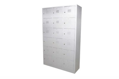 18 Compartment Steel Locker (Multiple Locker)