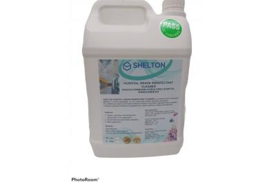 Shelton Hospital Grade Disinfectant Cleaner (Grade A) - 5 Litre