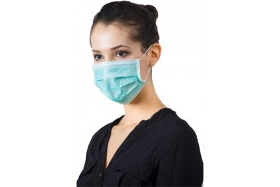 SURGICAL FACEMASK EARLOOP (3 ply)