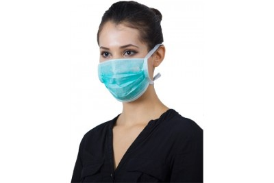 SURGICAL FACEMASK TIE ON (3 ply)