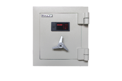 SUPER HOME SAFE SECURED BY KEYLOCK AND COMBINATION LOCK