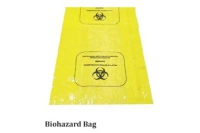Biohazard Bag (for 120L Garbage Bin)