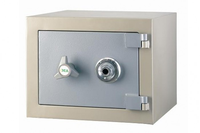 Home Safe Secured By Combination Lock